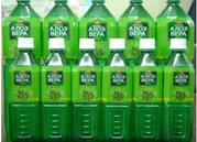 Экспорт напитков  Алоэ Вера из Южной Кореи.