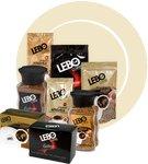 Официальный дистрибьютор российской  марки кофе «LEBO» в Узбекистане.