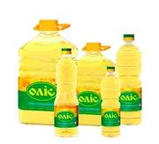 Растительное масло ТМ Олис (Украина)