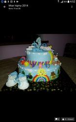 Эксклюзивные торты на день рождения,  юбелеи свадьбы.