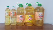 масло хлопковое и подсолнечное,  мыло хозяйственное
